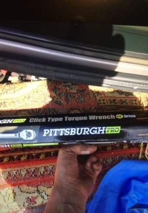 Pittsburgh pro torque wrench for Sale in Los Angeles, CA