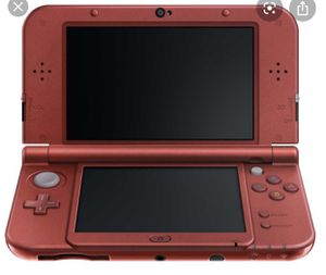 Nintendo 3DS in red just like new ! for Sale in Windsor Mill, MD