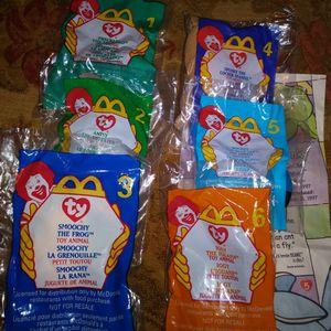 1999 McDonalds ty Teenie Babies for Sale in Antioch, CA