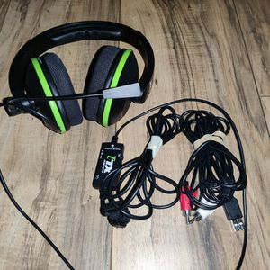 Turtle Beach - Ear Force XL1 Gaming Headset - Xbox 360 for Sale in Cornelius, OR