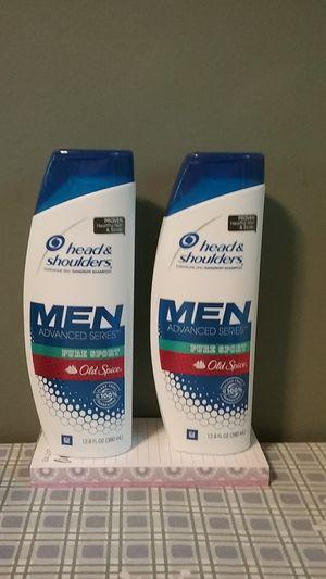 Head and Shoulders men pure sport shampoo for Sale in Attleboro, MA
