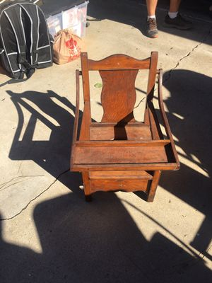 Vintage Potty Chair for Sale in Huntington Beach, CA