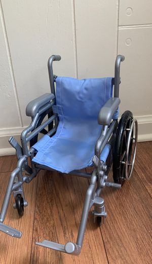 American girl doll wheelchair for Sale in Murfreesboro, TN