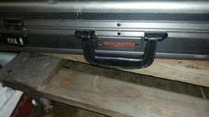 Winchester heavy duty case was lockable but lost combo for Sale in Sunbury, OH