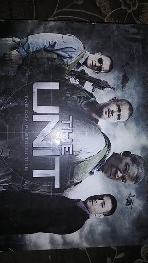 The Unit: The Complete Series DVD Seasons 1-4 The Unit: Season 1 2 3 and 4 DVD for Sale in Turlock, CA