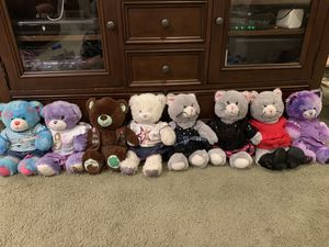 Build-A-Bear Workshop stuffed animals for Sale in Santa Ana, CA