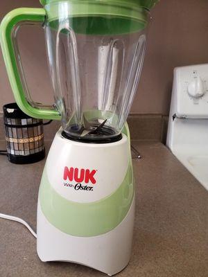 Nuk Oster Food Blender for Sale in Everett, WA