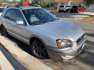Subaru impreza outback sport 2.5L AWD for Sale in National City, CA