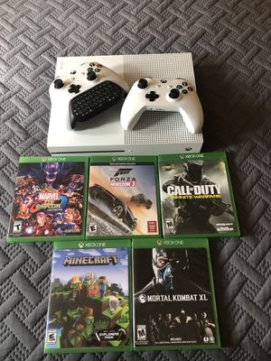 X box one s for Sale in Torrance, CA