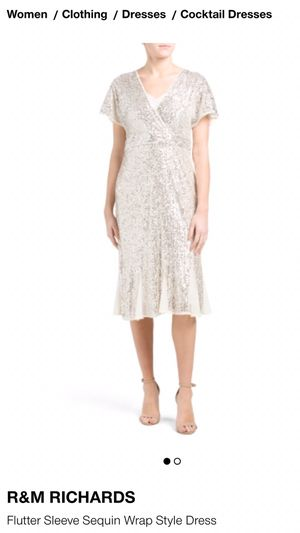 Champagne dress for Sale in Queens, NY