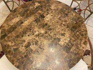 Kitchen table with four chairs for Sale in Clinton Township, MI