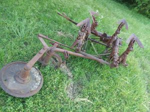 "John Deere ""A"" Model tractor cultivator for Sale in Sherman, TX"