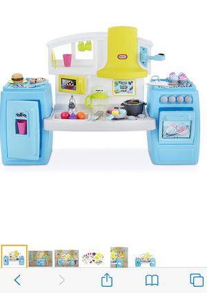 Little tike kitchen set for Sale in Garden Grove, CA
