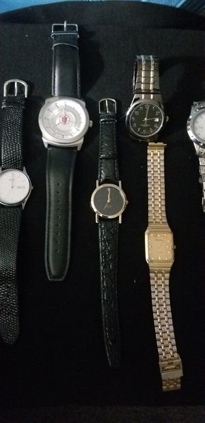 Over 100 mens watches for Sale in Glen Burnie, MD