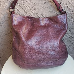 FRYE HOBO BAG WASHED LEATHER for Sale in Chandler, AZ