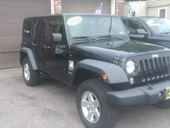 2014 Jeep Wrangler for Sale in Reading,  PA