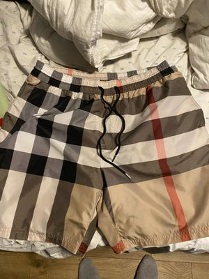 Burberry swim shorts for Sale in Brentwood, CA