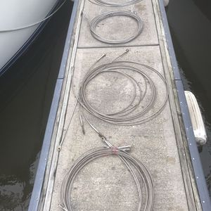 """1/4"""" 316ss Stainless Rigging Wire for Sale in League City, TX"""