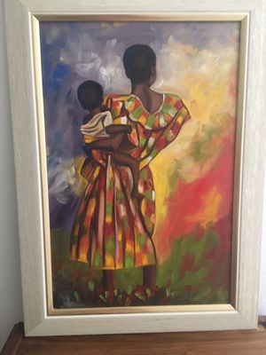 """""""Mother and Child"""" by John Butler for Sale in Haines City, FL"""