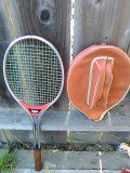 Tennis racket brand name is montini for Sale in Alameda, CA