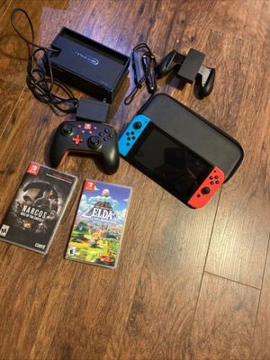 Nintendo switch console for Sale in Montgomery, AL