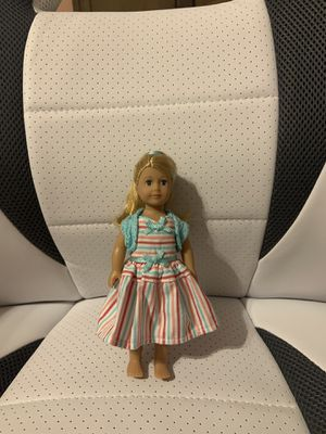 """American girl doll 7"""" tall MaryEllen for Sale in Jessup, MD"""