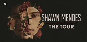 SHAWN MENDES TICKETS for Sale in Coral Springs, FL