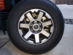 2020 4 Runner New Tires Wheels and TPM sensors for Sale in Ridgefield, WA