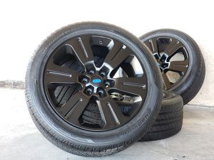 """22"""" Ford F-150 Expedition Platinum Wheels Rims Rines and Tires Llantas for Sale in Garden Grove, CA"""
