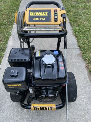 Dewalt Pressure Washer 3800psi for Sale in Orlando, FL