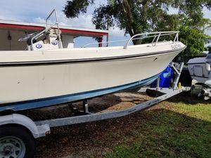 20ft Aqua Sport , open fisherman , for Sale in Ives Estates, FL