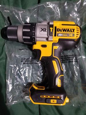 Dewalt 20v xr 3 speed hammer drill for Sale in Selma, CA
