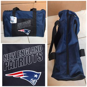 New with tags! New England Patriots Gym Duffle Bag for Sale in Miami Gardens, FL