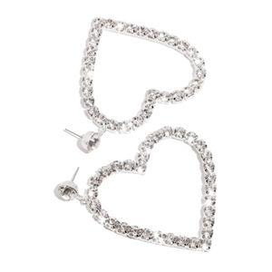 Amorette Earring - Silver for Sale in Lynwood, CA