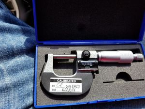 Nice new Micrometer for Sale in Columbus, OH