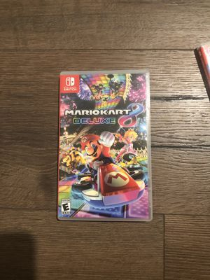Mario Kart 8 Deluxe Switch for Sale in Palm Bay, FL