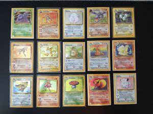 15 Pokemon Cards for Sale in Fontana, CA