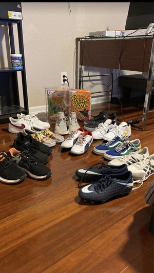 Jordan's Nike's adidas more for Sale in St. Petersburg, FL