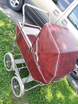 Vintage 1950s wanda chair buggy stroller for Sale in Montoursville, PA