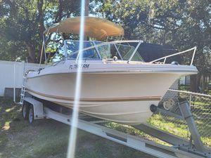 470 wellscraft 21ft boat for Sale in Spring Hill, FL