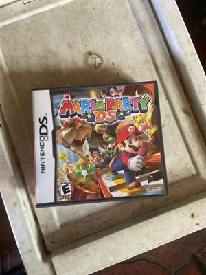 Mario Party DS/ Monsters Vs Alíens for Sale in Miami, FL