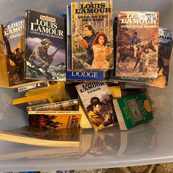 Louis Lamont Paperback Books