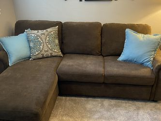 Like New Sectional Sofa Bed for Sale in Lynnwood,  WA