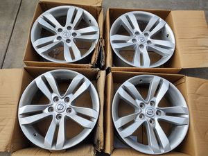 """17"""" NISSAN RIMS LIKE NEW!!!!!!!! LESS THEN 8 MILES for Sale in Torrance, CA"""