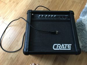 GX-15 Crate Amplifier for Sale in Edgewater, MD