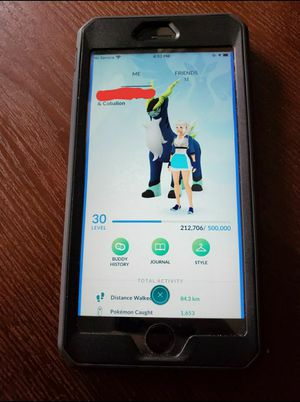 Pokemon Go Account With Shiny Cobalion, More Shiny/Legendary Pokemon, Multiple High CP Pokemon Included! Best Deal! for Sale in Washington, DC