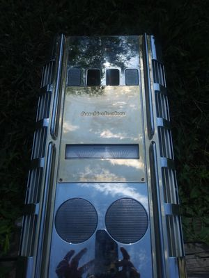 Mono block amplifier for Sale in St. Louis, MO