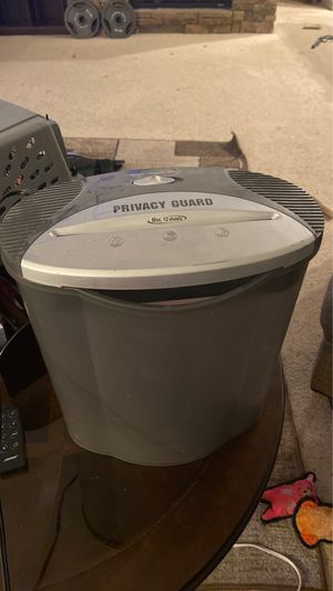 Paper Shredder for Sale in Aurora, CO