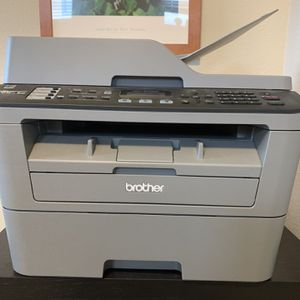 Used Wireless brother MFC-L2700W copier, fax , and printer for Sale in Kent, WA