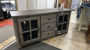 WEEKLY over 12 WEEKS~ Reclaimed TV Console for Sale in Hammond, IN